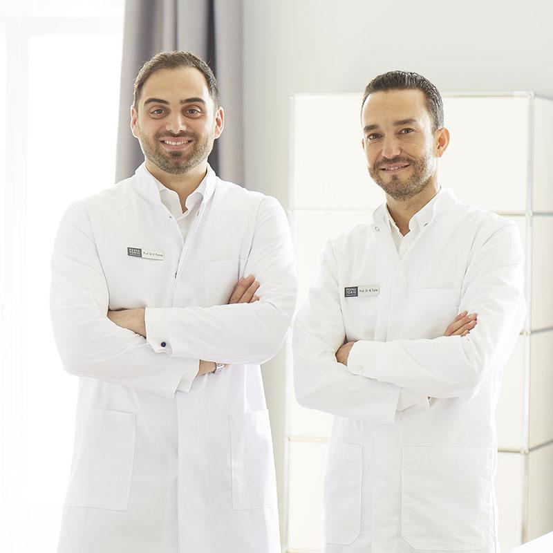 Plastische und ästhetische Chirurgie in Basel und Baselland